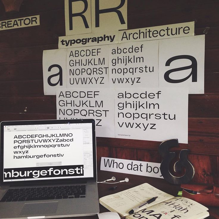 2 отметок «Нравится», 2 комментариев — Russian Fonts (@russianfonts) в Instagram: «This week we finished work on drafts for Dewi. Now we are faced with a difficult, painstaking and…»