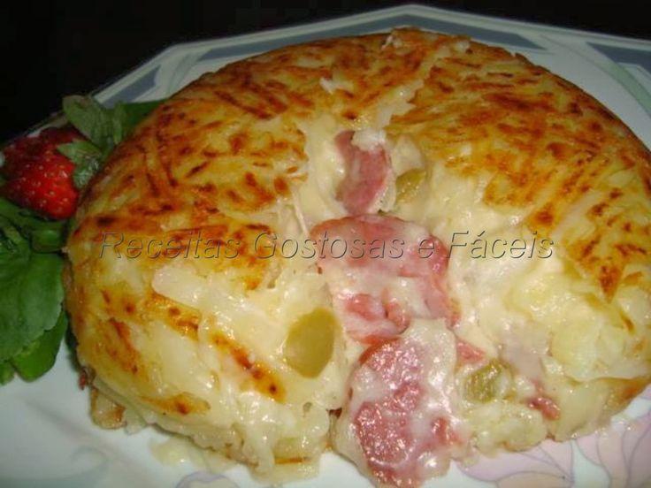 Receitas Gostosas e Fáceis .: Batata suíça