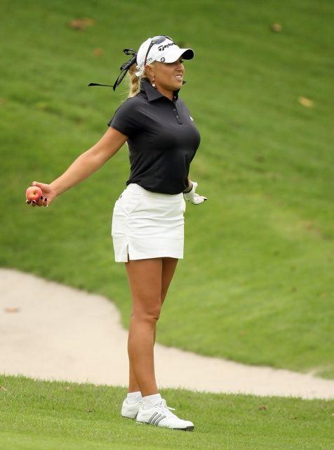 Natalie Gulbis American Professional Golfer   #STARF@CKER ...
