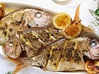 Recipe Garlic and Lemon Infused Whole Snapper by roxybay - Recipe of category Main dishes - fish