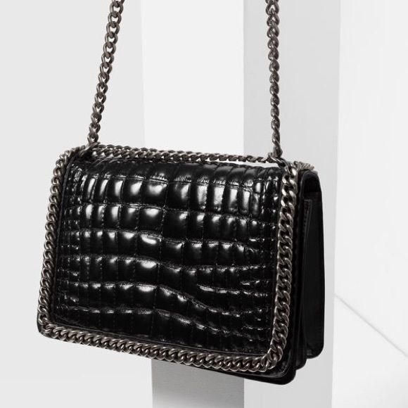 Zara chain city bag. Looking to purchase this bag. Zara Bags