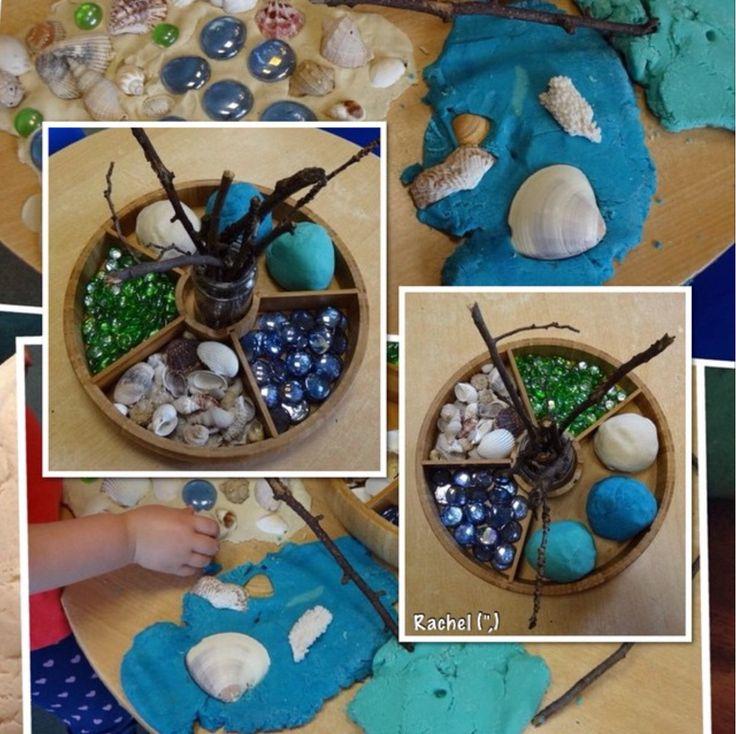 "Beachy dough from Rachel ("",)"