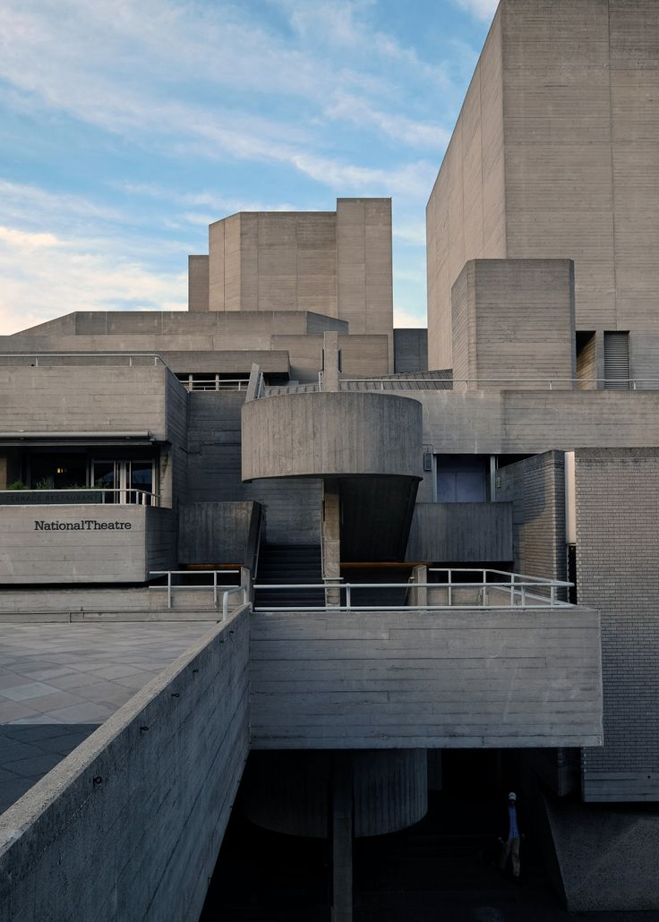 Snake Ranch | scavengedluxury:   National Theatre. London, July...