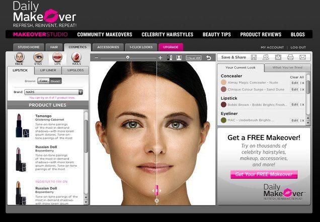 Cool Make Up Online