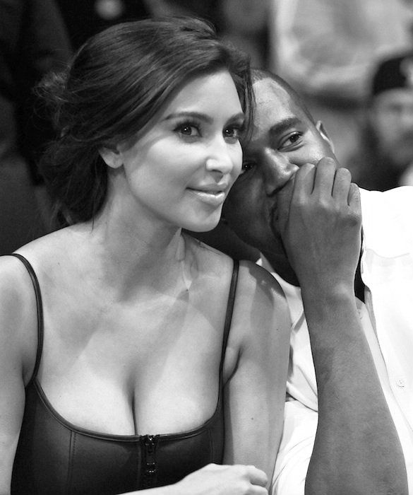 Kim Kardashian and Kanye West I don't care what people say. Kim and Kanye, they have fashion, passion and success! Love them!!!