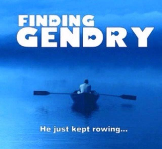 Dany finally reached Westeros after 5 seasons, and Gendry is still rowing.