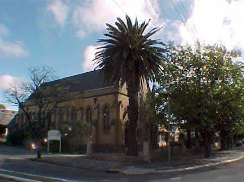 Dulwich Church of Christ & Rose Park Uniting Church, corner Alexandra Avenue & Prescott Terrace, NORWOOD SA 5067, phone (08) 8364 1731