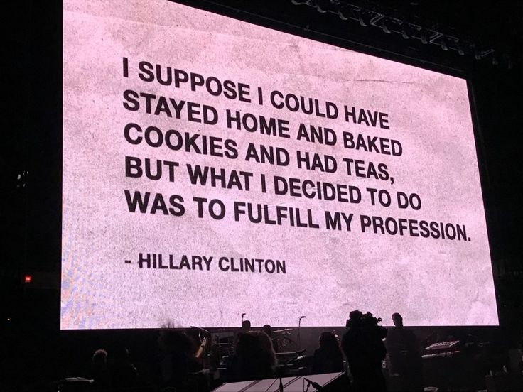 Beyoncé Reclaimed A Once Controversial Hillary Clinton Quote About Baking Cookies
