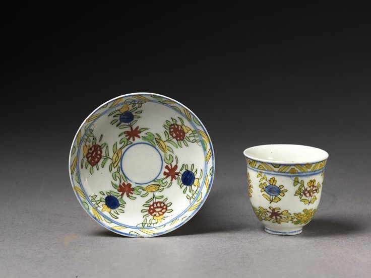 Cup and saucer | V&A Search the Collections