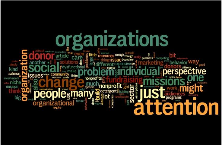 Why So Many Social Change Organizations Struggle