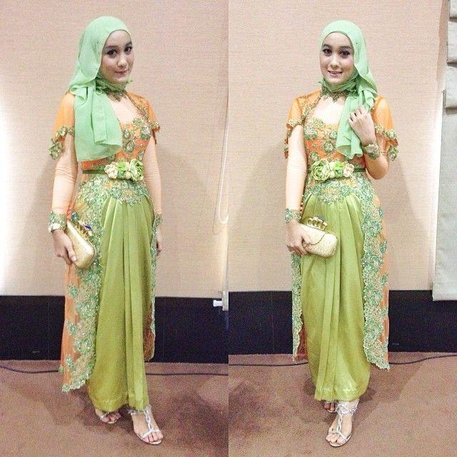 Kebaya Modern for bridesmaid