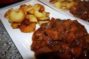 recette Emincé de boeuf balsamique