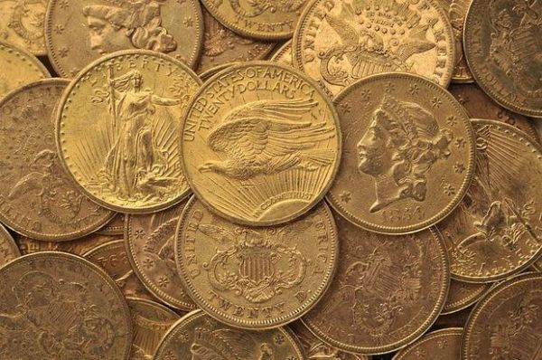 The Story Behind a Hoard of Gold Double Eagle Coins a Man ...