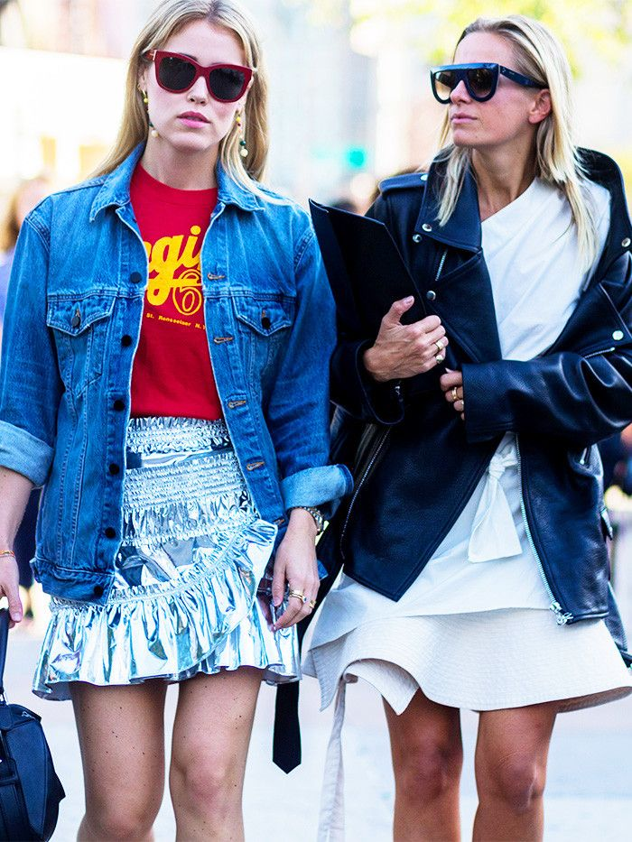 The Trend I Begged My Mom to Buy Me in High School Is Back via @WhoWhatWear