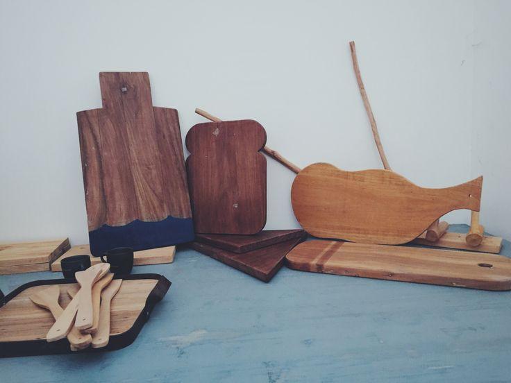 Kitchen tools by HandyBunny  #HandyBunny #Earthmade #Handmade
