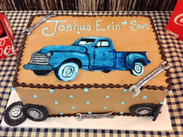30 best Ford Cakes images on Pinterest Car cakes Groom cake and