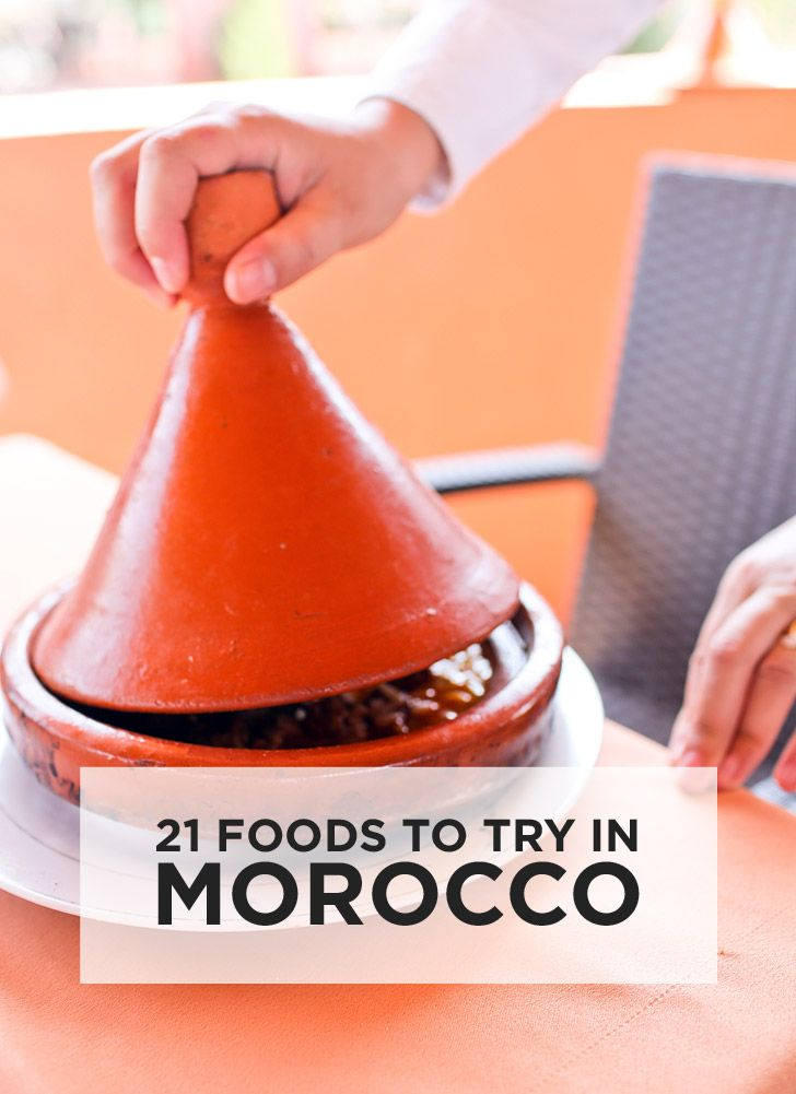 21 Moroccan Foods You Must Try - I'm not eating the goat head