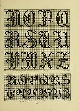 The Priscilla filet crochet book : a collection...