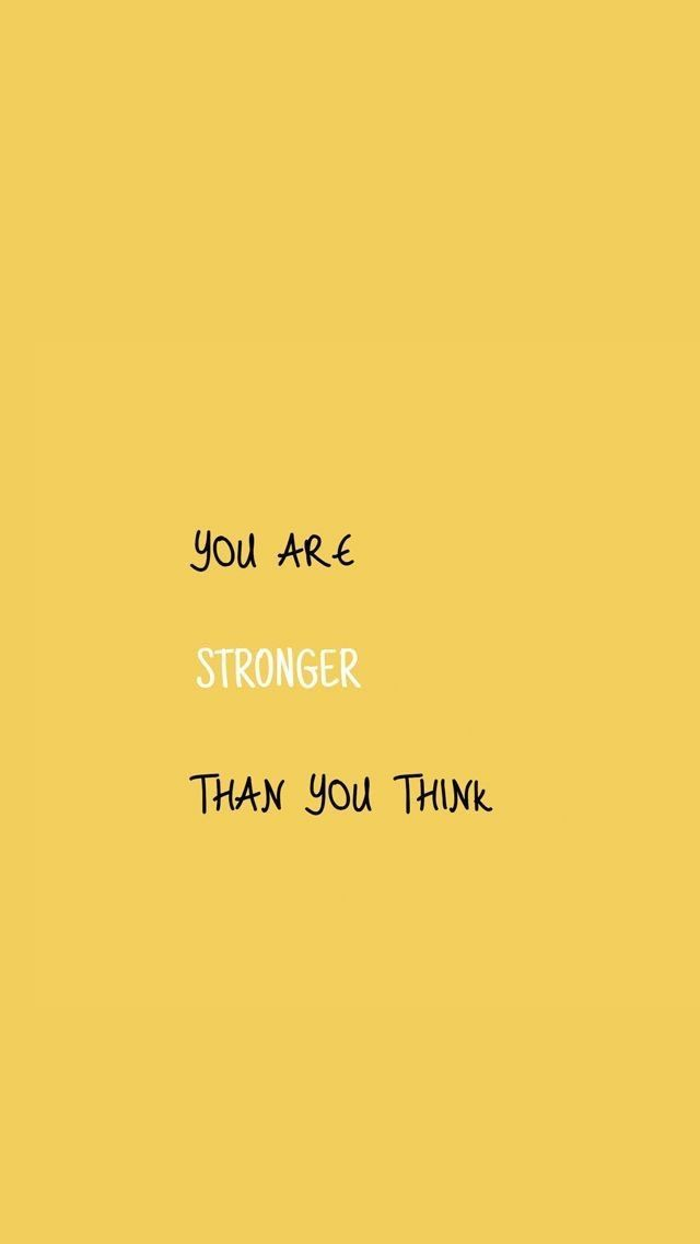 15 Yellow Wallpapers To Keep You Motivated On We Heart It Yellow Quotes Inspirational Phone Wallpaper Wallpaper Quotes