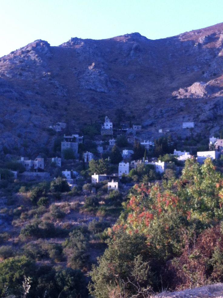 Karakaya anchient village close to our house