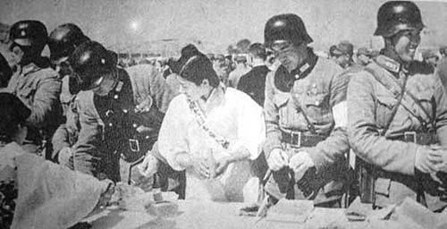 Chinese Puppet State Soldiers