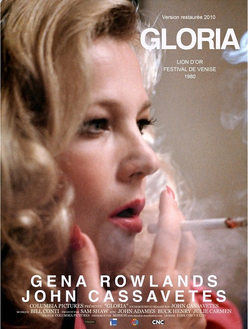 GENA ROWLANDS in the really fabulous film GLORIA…. as tough as they come. (please follow minkshmink on pinterest)