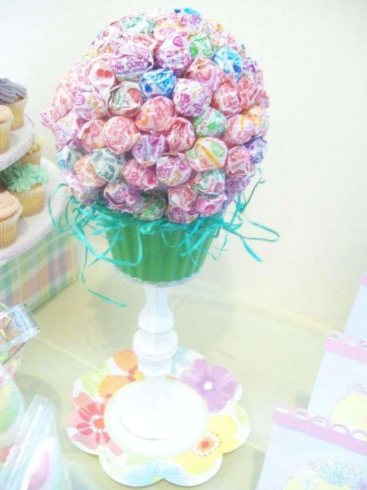 Spring 1st Birthday | CatchMyParty.com