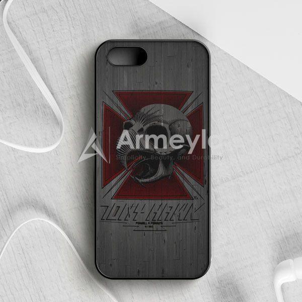 Tony Hawk Skateboard Skull Garden Logo iPhone 5|5S|SE Case | armeyla.com