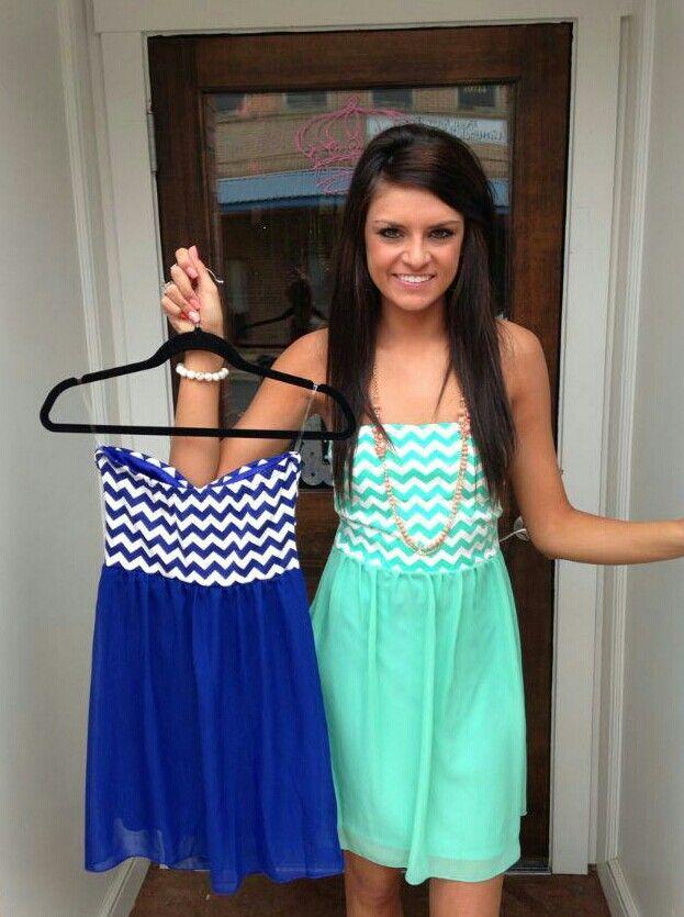 Love those dresses!