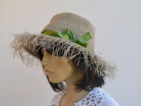 Exclusive summer hat kentucky derby hat Women Hat Sun Hats #Summerhat #Beachhat #WomensHat #Dosiakstyle
