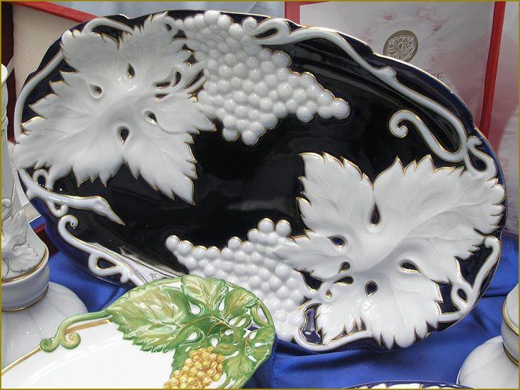 Hungarikumok - Hollóházi porcelán