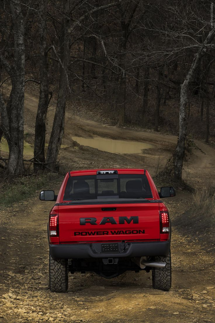 2017 Dodge Ram Power Wagon #Dodge