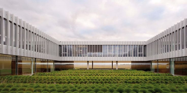 BOBST Headquarters / Richter Dahl Rocha & Associés