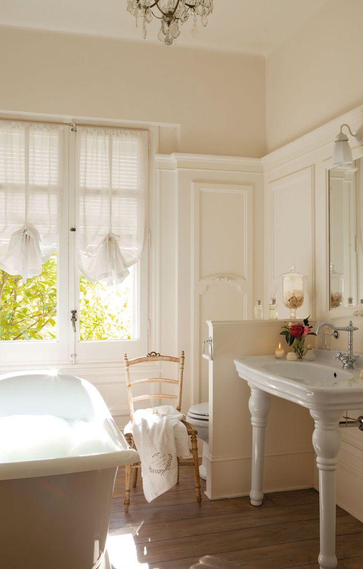 Un precioso dormitorio de estilo gustaviano · ElMueble.com · Dormitorios