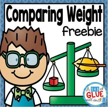 Comparing Weight   measuring   Pinterest