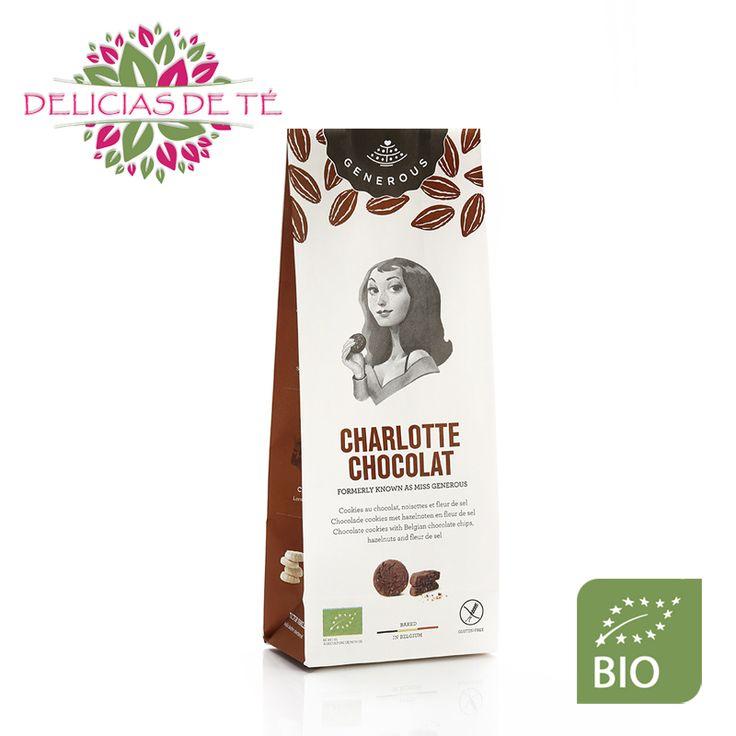 Galletas Chocolate Bio Generous