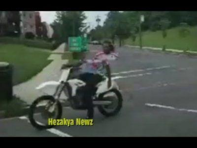 VIDEO Shows Washington D.C. Cops CHASING ILLEGAL ATV RIDERS!! #news #alternativenews