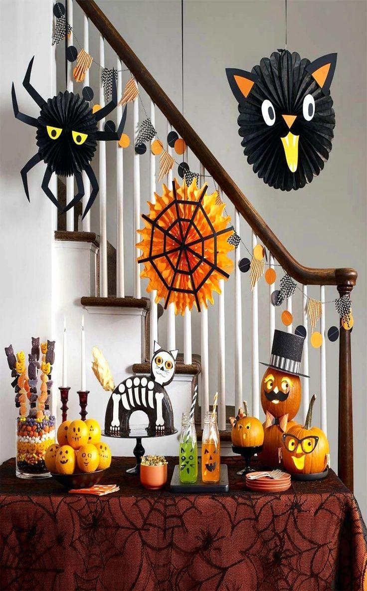 17 Best Of Spooky Diy Indoor Halloween Decoration Ideas