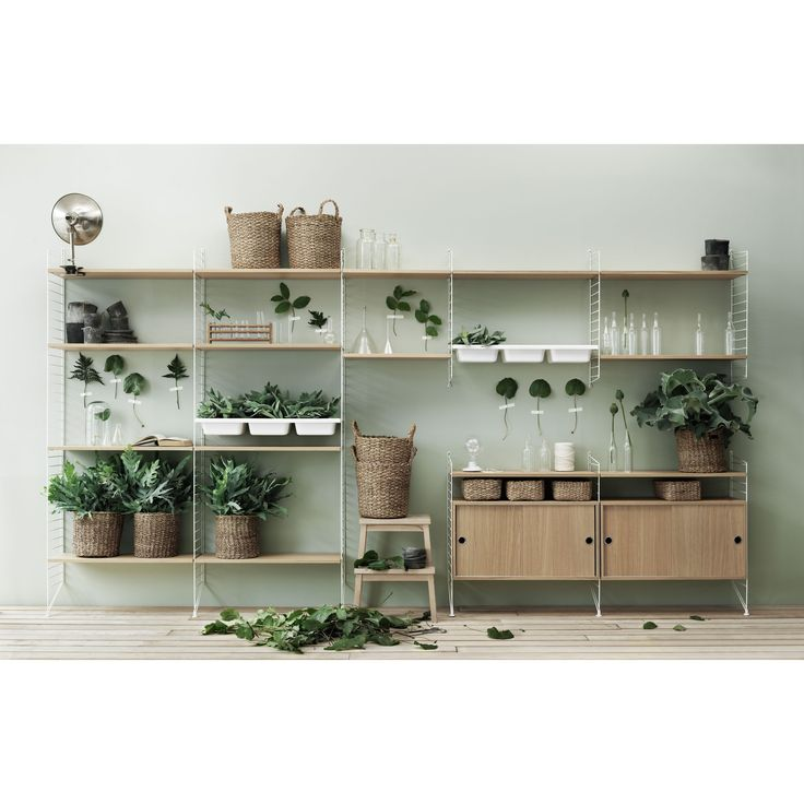 String bowl shelf | Storage & Shelving | Furniture | Shop | Skandium