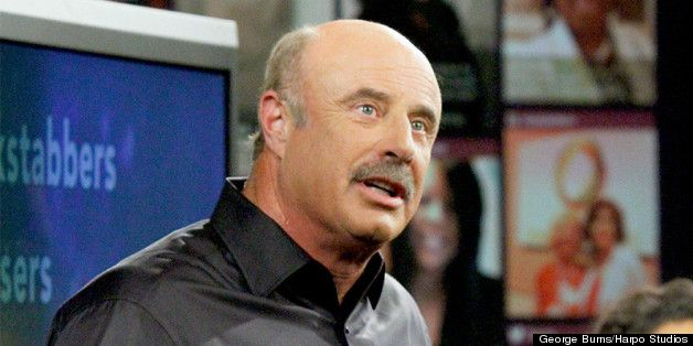 Dr. Phil, 'Life Code' Author, On How To Cut Toxic People -- Called 'BAITERs' -- From Your Life (VIDEO)