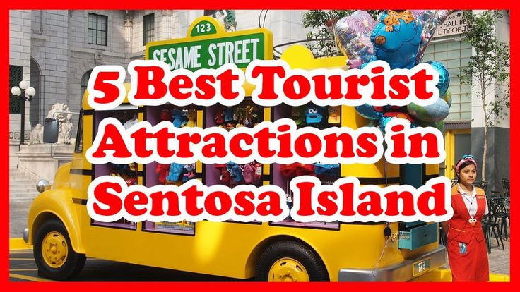 Top 5 Best Tourist Attractions in Sentosa Island | Singapore Travel Guide - WATCH VIDEO HERE -> http://singaporeonlinetop.info/travel/top-5-best-tourist-attractions-in-sentosa-island-singapore-travel-guide/    5 Best Tourist Attractions in Sentosa Island, Singapore The best attractions in Sentosa all share one thing in common: fun, and lots of it! This manmade island, accessible via a small bridge from the main Singapore island, is jam-packed full of entertaining things to d