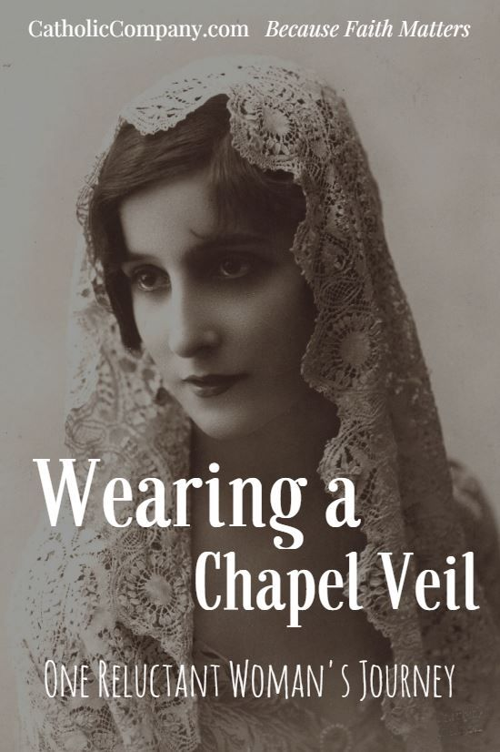 Once Offended, Now Content: My Personal Thoughts On the Chapel Veil
