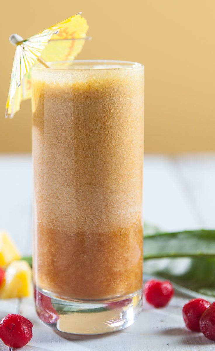 Cute and nutritious.  Talk about a win-win. #VegaSmoothie #BestSmoothie  Aloe Coconut Smoothie