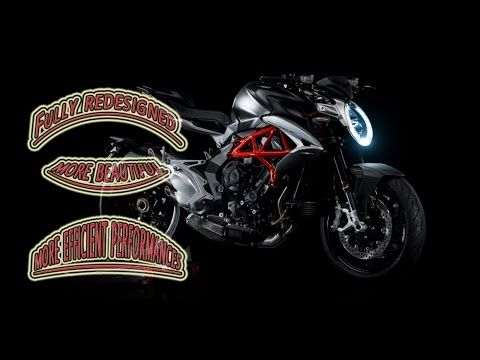 MV Agusta Brutale 800 is Once Again Taking on The Future