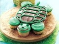 Turtle turtle! All cup cakes great for a surfari party yum!: Turtle Cakes, Cakes Ideas, Kids Birthday, Turtle Cupcakes, Turtles Cakes, Parties Ideas, Cupcake Cakes, Turtles Cupcake, Birthday Cakes