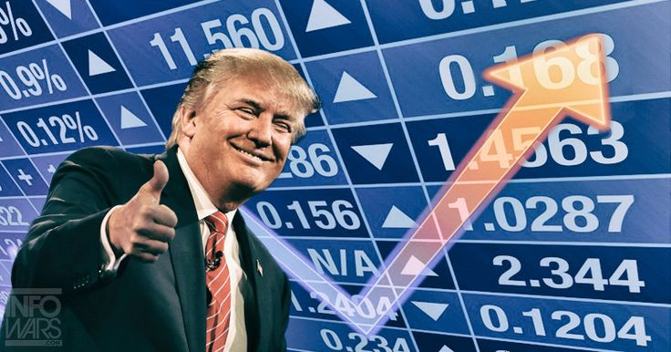 The Election Of Donald Trump Is Already Having An Enormous Impact On The Economy