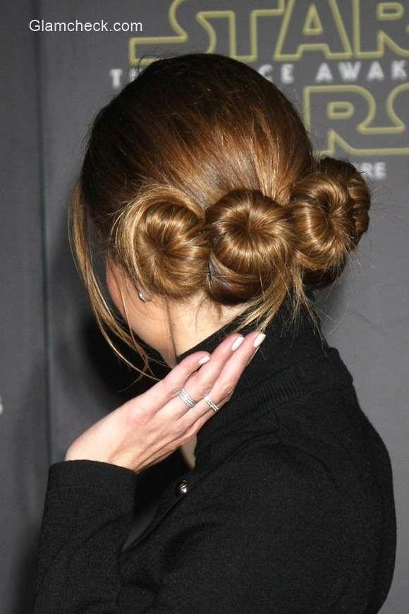 Princess Leia Inspired Hairstyle Bun Hairstyles Long