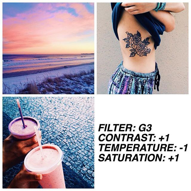 Instagram media by vscofiltrs - #filtrsG3  free filter❕this looks really good on simple & colorful pictures, it's also really nice for a feed.  buuuuut, this looks really bad on selfies tbh so I wouldn't recommend it for that  — thank you so much for 53k!!!  — also, you can get all the paid filters for free with the link in my bio. more info on @vscofiltrsbackup
