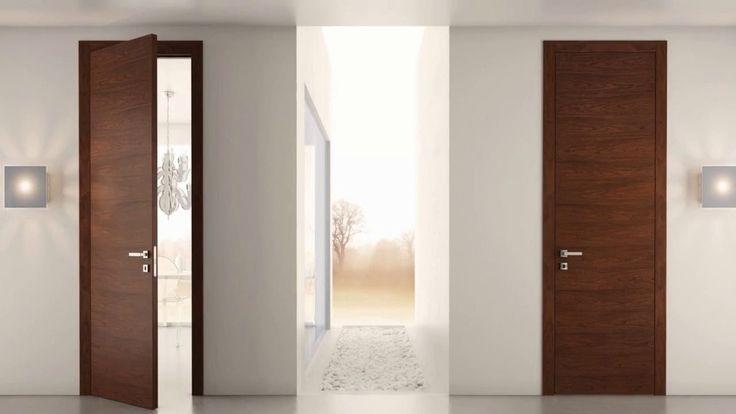 Межкомнатные двери Волховец коллекция Planum