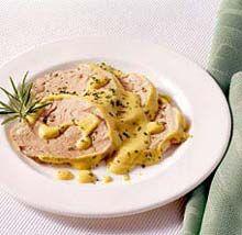 Roast pork with grappa – Arrosto di maiale alla grappa | Piatti italiani – Italian food